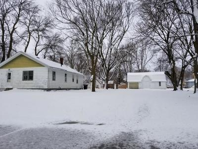 Lake Lillian MN Single Family Home For Sale: $49,900