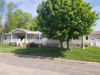 Wood Lake Single Family Home For Sale: 99 2nd Street