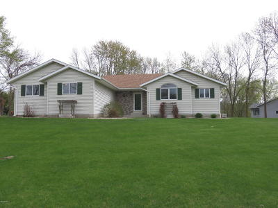 Willmar Single Family Home For Sale: 4311 23rd Street NW
