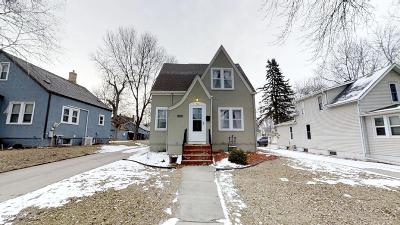 Willmar Single Family Home For Sale: 521 7th Street SW