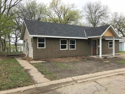 Willmar Single Family Home For Sale: 721 11th Street NW