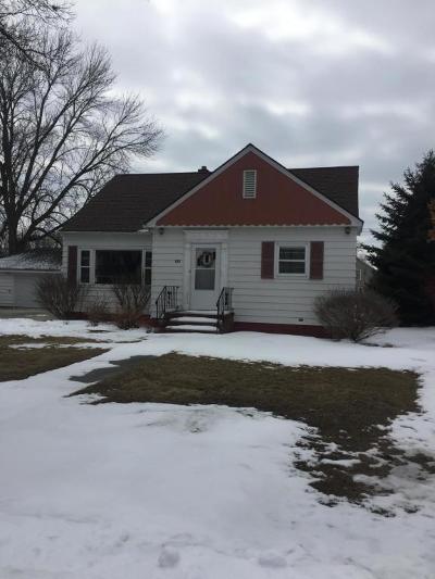 Clara City Single Family Home Contingent: 623 NE 2nd Street