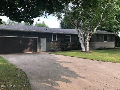 Willmar Single Family Home For Sale: 1609 6th Street SW