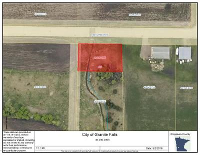 Granite Falls Residential Lots & Land For Sale: Xxx Pillsbury Drive