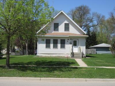 Willmar Single Family Home For Sale: 1214 Gorton Avenue NW
