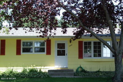 Willmar Single Family Home Contingent: 1209 18th Street SW