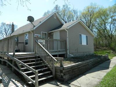 Granite Falls MN Single Family Home For Sale: $72,000