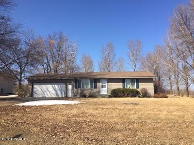 Willmar Single Family Home Contingent: 1698 41st Avenue NE