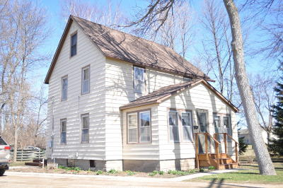 Montevideo Single Family Home For Sale: 575 Gravel Road
