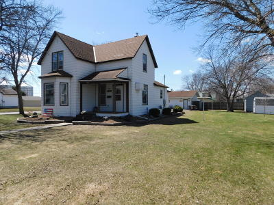 Benson Single Family Home For Sale: 810 14th Street S