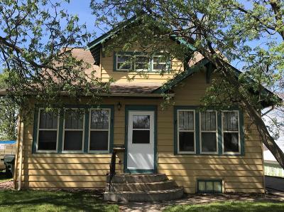 Clara City Single Family Home Contingent: 231 Main Street N