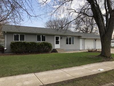 Marshall Single Family Home For Sale: 1404 Parkside Drive