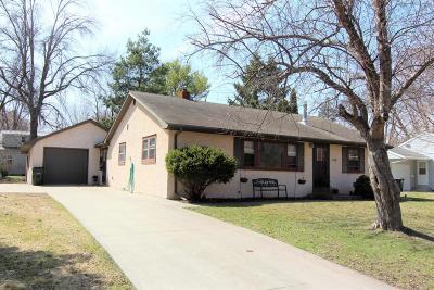 Willmar Single Family Home For Sale: 708 Bonham Boulevard