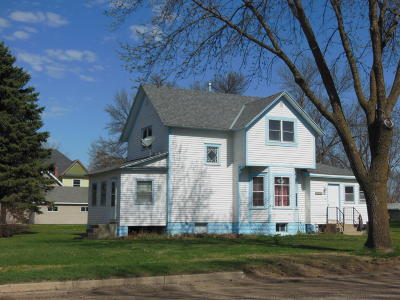 Kerkhoven Single Family Home For Sale: 402 N 9th Street