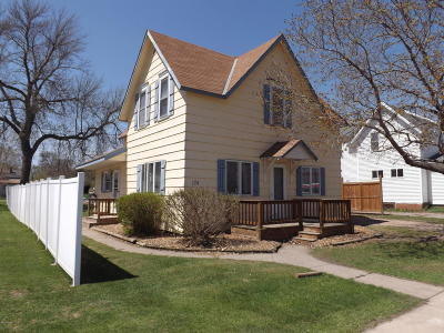 Dawson Single Family Home For Sale: 174 6th Street