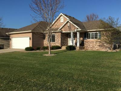 Willmar Single Family Home Contingent: 3221 Eagle Ridge Drive W