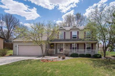 Willmar Single Family Home For Sale: 2209 5th Avenue SE