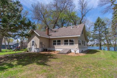 Willmar Single Family Home For Sale: 5072 E Eagle Lake Road