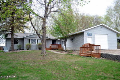 Clara City, Montevideo, Dawson, Madison, Marshall, Appleton Single Family Home For Sale: 1403 N 17th Street
