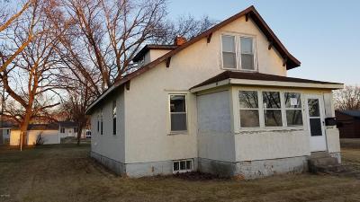 Benson Single Family Home For Sale: 708 11th Street N