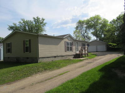 Granite Falls MN Single Family Home For Sale: $68,500