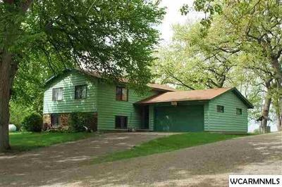 Pennock Single Family Home For Sale: 6090 193rd Avenue NW