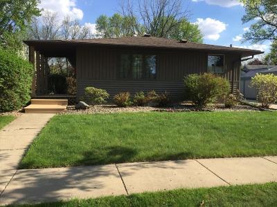 Willmar Single Family Home Contingent: 1417 Minnesota Avenue SW