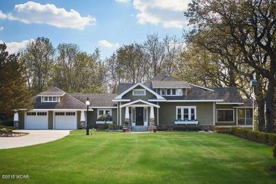 Willmar Single Family Home For Sale: 4400 15th Street NE