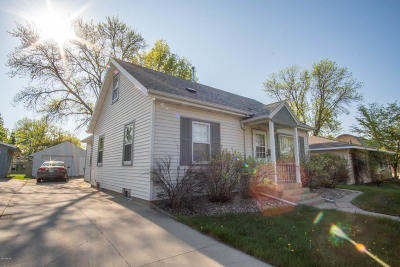 Willmar Single Family Home For Sale: 933 3rd Street SE