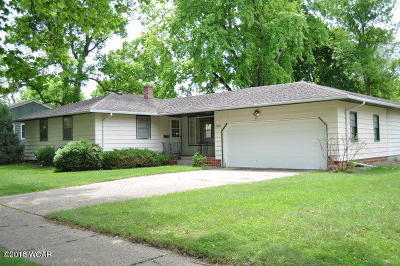 Single Family Home For Sale: 1011 N 4th Street
