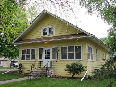 Montevideo Single Family Home For Sale: 202 S 6th Street
