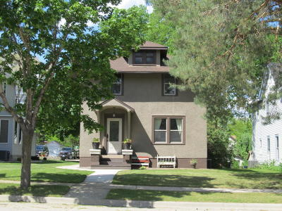 Granite Falls MN Single Family Home For Sale: $114,900