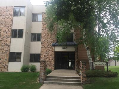 Willmar Condo/Townhouse For Sale: 520 5th Street SW #217