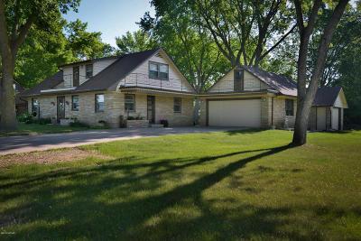 Willmar Single Family Home For Sale: 809 Lakeland Drive SE