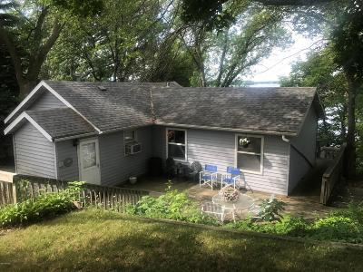 Willmar Single Family Home For Sale: 3832 N Eagle Road