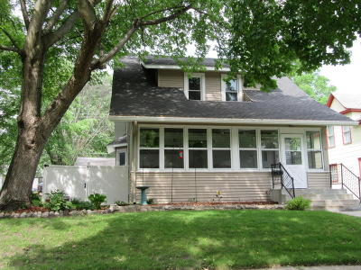 Montevideo Single Family Home For Sale: 111 S 9th Street