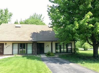 Spicer Single Family Home For Sale: 252 Miller Street