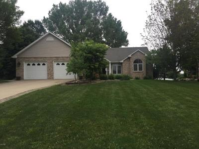 Willmar Single Family Home Contingent: 2009 Country Club Drive NE