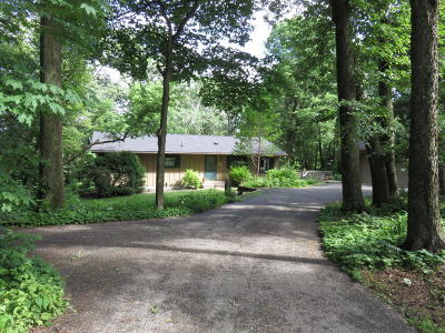 Willmar Single Family Home Contingent: 7551 Long Lake Road