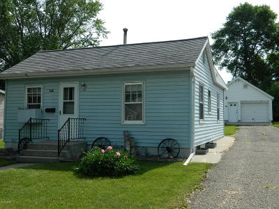 Granite Falls MN Single Family Home For Sale: $50,000
