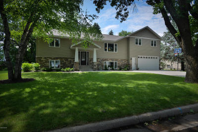 Willmar Single Family Home For Sale: 1212 9th Street SE