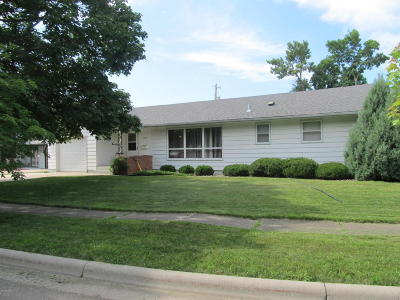 Single Family Home For Sale: 1060 Bergeson Drive
