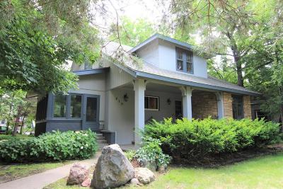 Willmar Single Family Home For Sale: 819 Ella Avenue NW