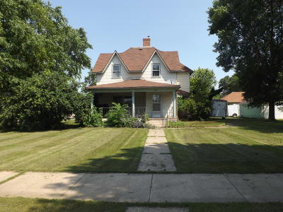 Madison Single Family Home For Sale: 220 6th Street