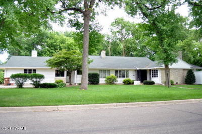 Clara City, Montevideo, Dawson, Madison, Marshall, Appleton Single Family Home For Sale: 420 N 9th Street