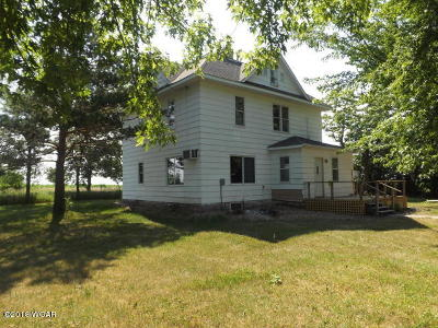 Madison Single Family Home For Sale: 2293 150th Street
