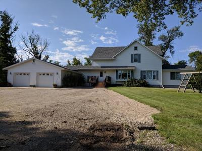 Willmar Single Family Home For Sale: 10001 71 Highway S