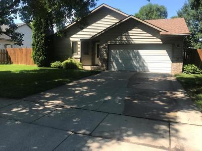 Willmar Single Family Home For Sale: 1201 19th Avenue SE