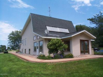 Madison Single Family Home For Sale: 2267 250th Street
