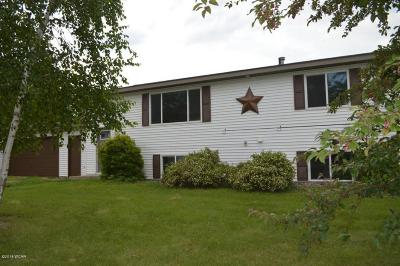 Willmar Single Family Home For Sale: 1520 59th Avenue NW